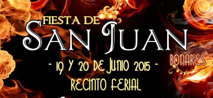 Fiesta de San Juan 2015 Bonares (Huelva)
