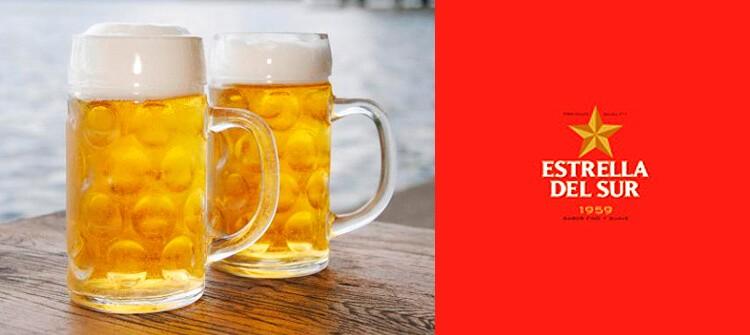 Cerveza Estrella del Sur