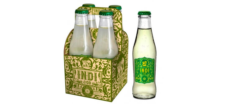Indi&co Lemon Tonic