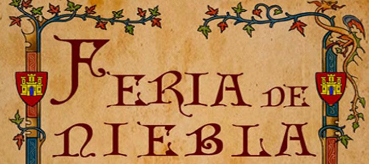 Niebla acoge su Feria Franca Medieval del 31 de octubre al 3 de noviembre