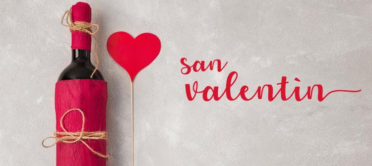 Por qué deberías regalar vino en San Valentín