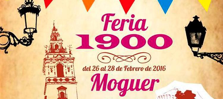 Feria 1900 de Moguer