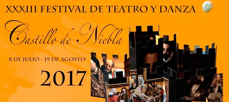 XXXIII Festival de Teatro y Danza 'Castillo de Niebla': Atrévete