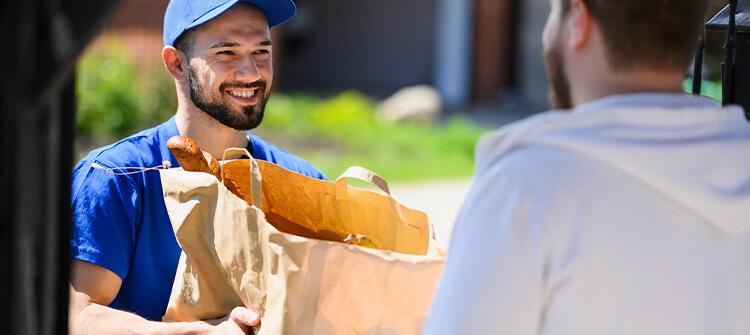 Implementa la comida a domicilio en tu negocio