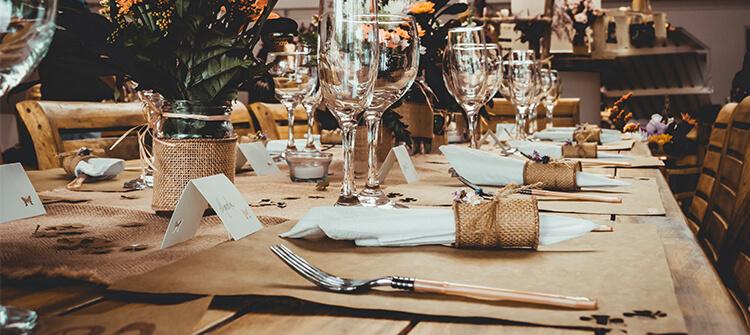 Consejos para montar la mesa perfecta para tu restaurante